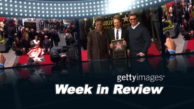 vidéos et rushes de gettyimages week in review 06/27/13 on june 27, 2013 in hollywood, california - matthew broderick