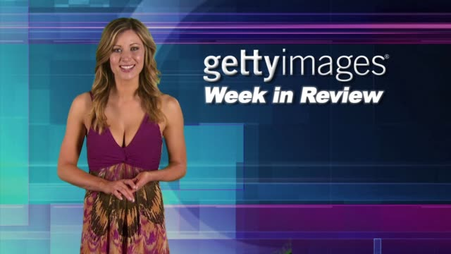 gettyimages week in review 07/14/11 - sacha baron cohen stock-videos und b-roll-filmmaterial