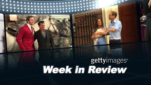 gettyimages week in review 07/25/13 on july 25 2013 in hollywood california - nicolas cage stock videos & royalty-free footage