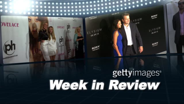 gettyimages week in review 08/08/13 on august 08, 2013 in hollywood, california - ashton kutcher stock videos & royalty-free footage