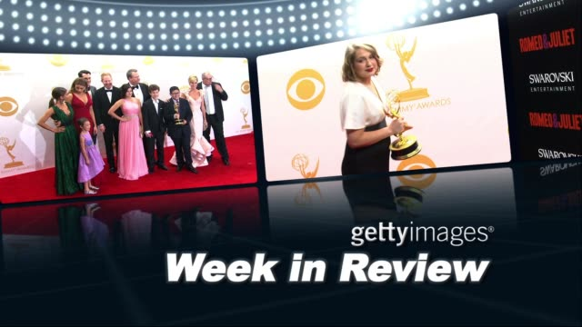 GettyImages Week In Review 09/26/13 on September 26 2013 in Hollywood California