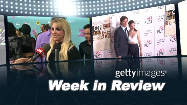 vídeos y material grabado en eventos de stock de gettyimages week in review 11/08/12 on november 08 2012 in hollywood california - trey parker