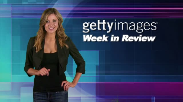 gettyimages week in review 12/08/11 - jennifer saunders stock videos & royalty-free footage
