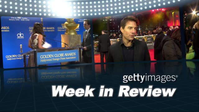 gettyimages week in review 12/13/12 on december 13, 2012 in hollywood, california - エイミー・ポーラー点の映像素材/bロール