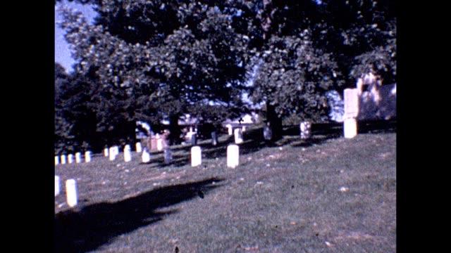 1961 Gettysburg Graveyard