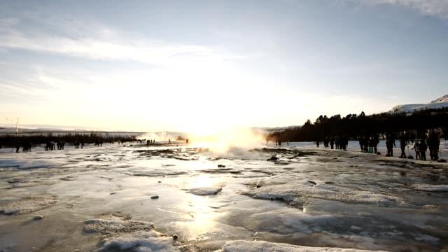 geysir geyser in iceland