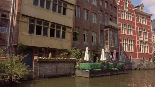 ghent, belgium - western european culture stock videos & royalty-free footage