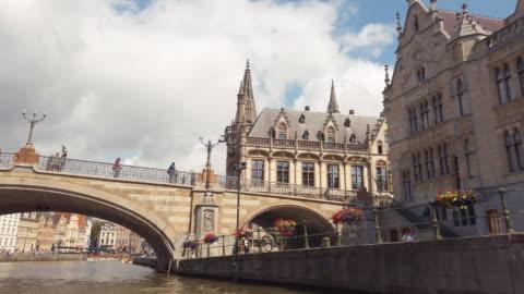 ghent, belgium - 17th century stock videos & royalty-free footage