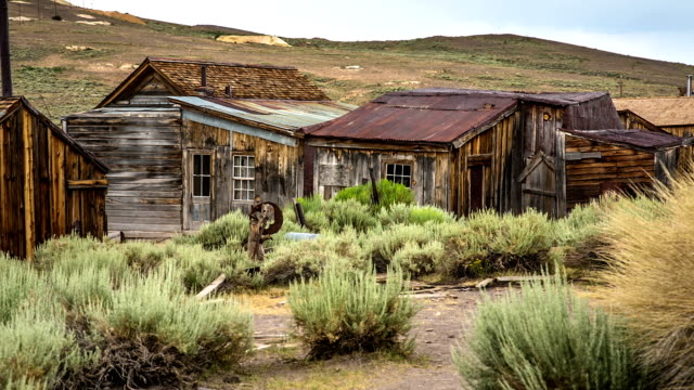 ghost town - wild west stock videos & royalty-free footage