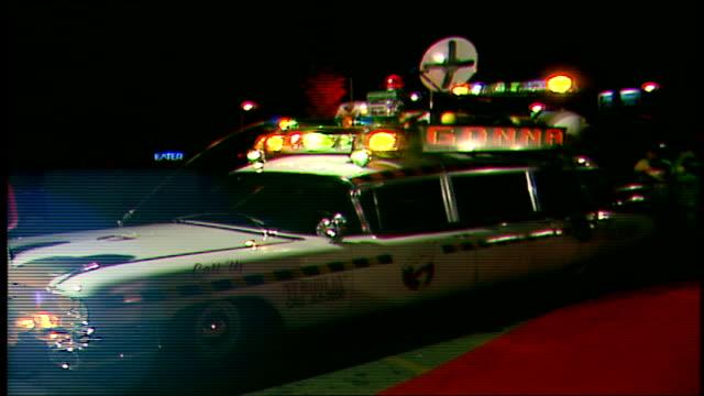 Ghostbusters II Premiere in Los Angeles