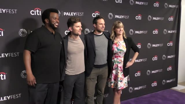 'Ghosted' cast at The Paley Center For Media's 11th Annual PaleyFest Fall TV Preview of 'Ghosted' on September 13 2017 in Beverly Hills California