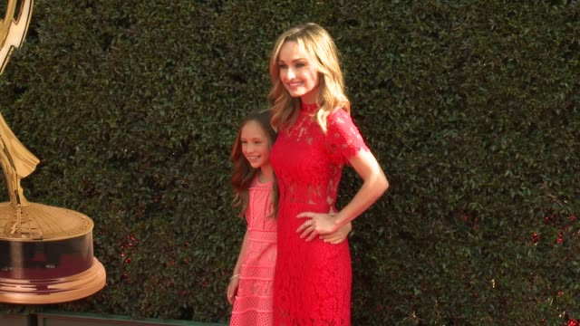 Giada De Laurentiis at the 2018 Daytime Emmy Awards at Pasadena Civic Auditorium on April 29 2018 in Pasadena California