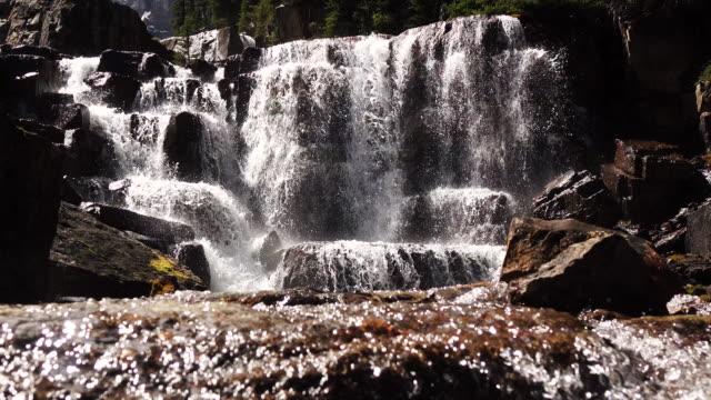 Giant step Falls