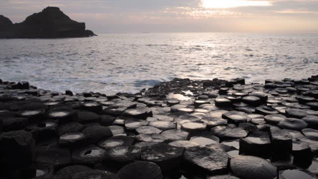 Giant's causeway i Nordirland