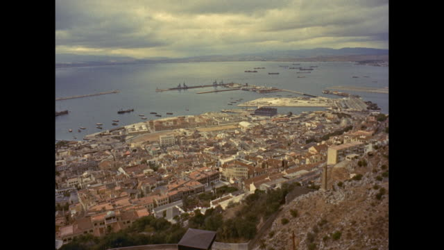 gibraltar - retail occupation stock videos & royalty-free footage