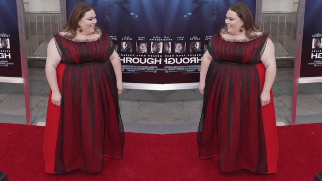 Chrissy Metz at the Premiere of 'Breakthrough'