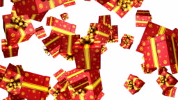 Gift Box Animation
