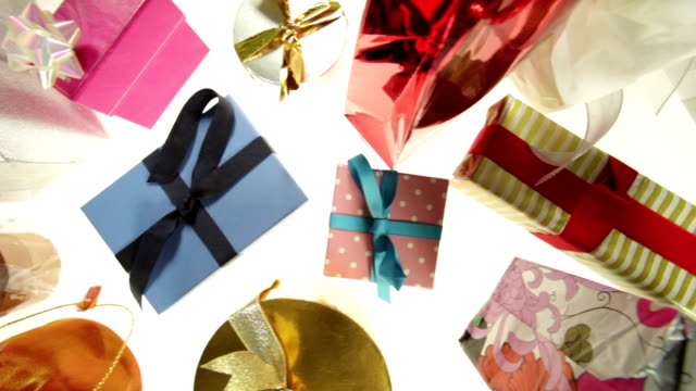 gifts   co ce - giving stock videos & royalty-free footage