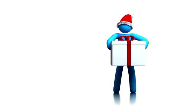 stockvideo's en b-roll-footage met gifts - lengte