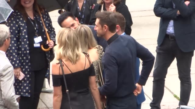 gil netter spotted on day 2 of the 2019 toronto international film festival at celebrity sightings in toronto on september 06, 2019 in toronto,... - toronto international film festival stock videos & royalty-free footage