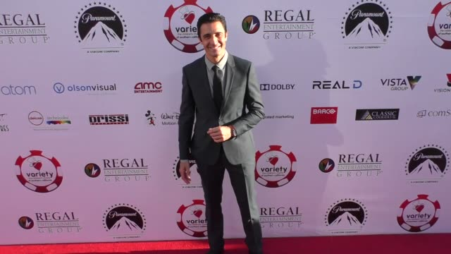 vídeos de stock, filmes e b-roll de gilles marini at the 7th annual variety the children's charity of southern california texas hold 'em poker tournament on july 26 2017 in los angeles... - texas hold 'em
