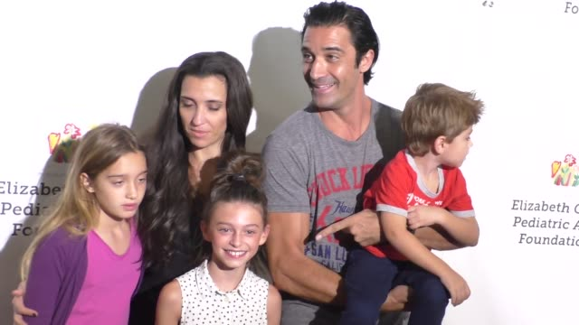 Gilles Marini at the Elizabeth Glaser Pediatric AIDS Foundation's 27th Annual A Time For Heroes on October 23 2016 in Hollywood California
