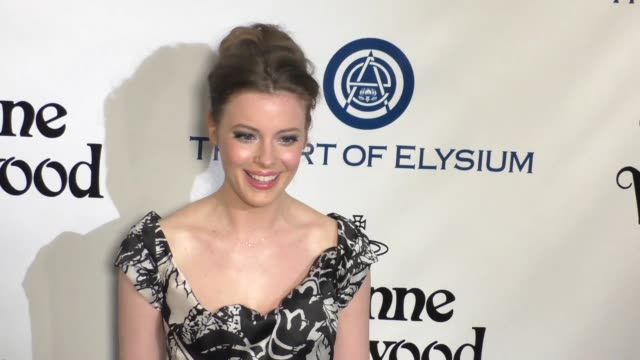 Gillian Jacobs at The Art of Elysium's 9th Annual HEAVEN Gala at 3LABS in Culver City at Celebrity Sightings in Los Angeles on January 09 2016 in Los...
