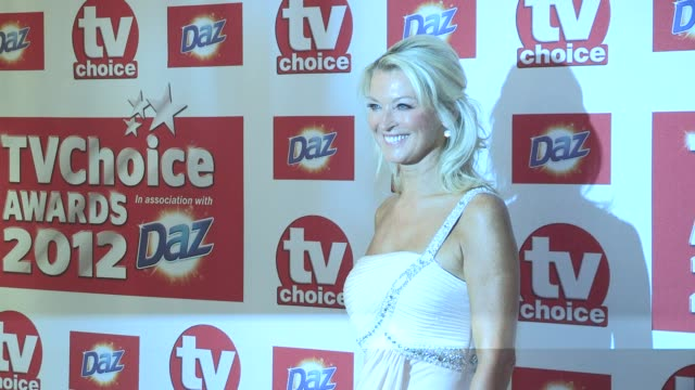 gillian taylforth at the tv choice awards 2012 gillian taylforth at the dorchester hotel on september 11, 2012 in london, england - gillian taylforth stock videos & royalty-free footage
