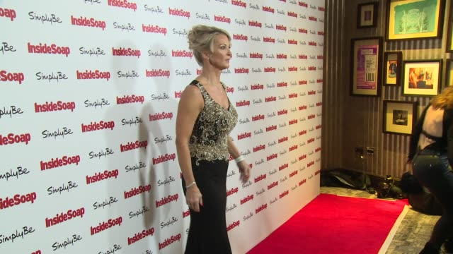 gillian taylforth, bonnie langford at the hippodrome on november 06, 2017 in london, england. - gillian taylforth stock videos & royalty-free footage