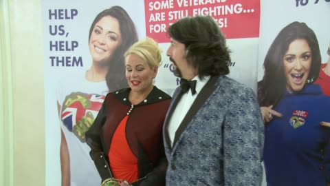 gillian taylforth, luisa zissman, laurence llewelyn-bowen, casey batchelor at care after combat ball on 31st march 2015 in london, england. - gillian taylforth stock videos & royalty-free footage