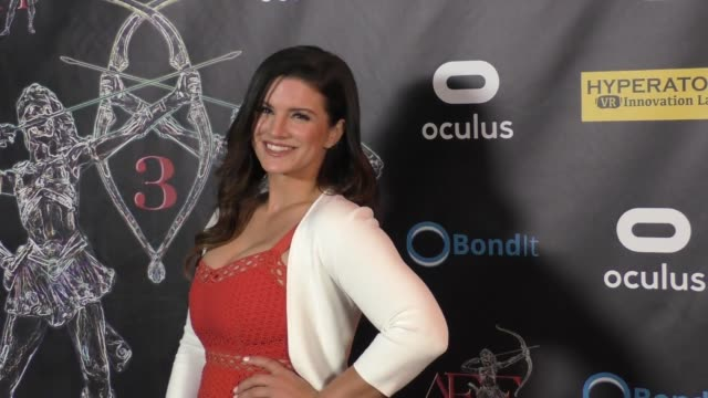 Gina Carano at the 2017 Artemis Women In Action Film Festival Opening Night Gala on April 20 2017 in Beverly Hills California