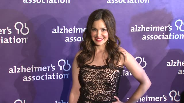 Gina Philips at the 19th Annual 'A Night At Sardi's' Benefitting The Alzheimer's Association at Beverly Hills CA