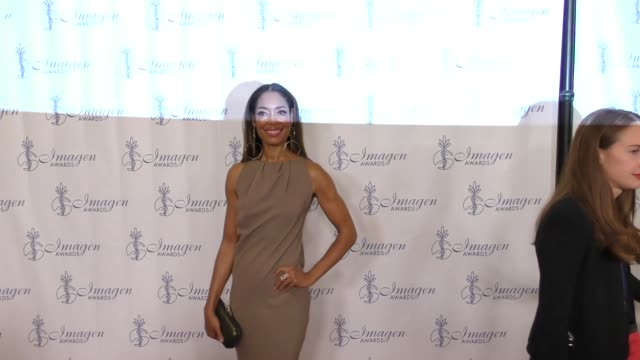 Gina Torres at The 32nd Annual Imagen Awards at the Beverly Wilshire Four Seasons Hotel on August 19 2017 in Beverly Hills California