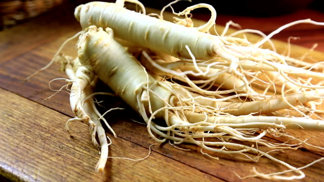 ginseng - chinese herbal medicine stock videos and b-roll footage