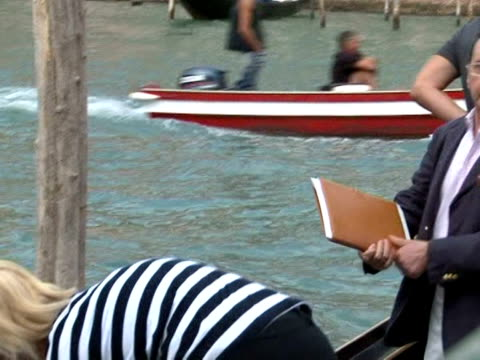 Giorgia Boscolo is still a trainee but she will soon become Venice's first female gondolier in 900 years Venice Italy
