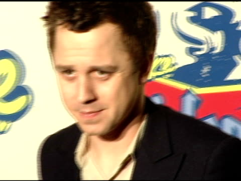 giovanni ribisi at the 2004 video game awards at barker hanger in santa monica, california on december 14, 2004. - giovanni ribisi stock videos & royalty-free footage