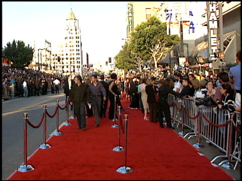 giovanni ribisi at the 'mission: impossible 2' premiere at grauman's chinese theatre in hollywood, california on may 18, 2000. - giovanni ribisi stock videos & royalty-free footage