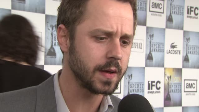 giovanni ribisi on what independent films mean to him and on what director's he'd like to work with in the future. at the film independent's 2009... - giovanni ribisi stock videos & royalty-free footage