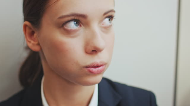 girl before her exam - choice stock videos & royalty-free footage