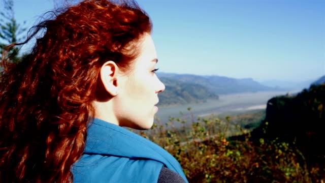 Girl Exploring: Columbia River Gorge woods
