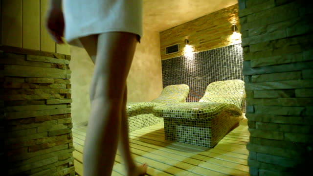 Girl in spa (HD)