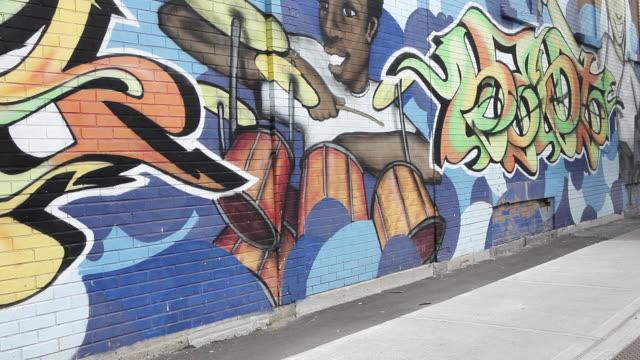 vídeos y material grabado en eventos de stock de ms pan girl is skating on skateboard / montreal, quebec, canada - sólo una adolescente