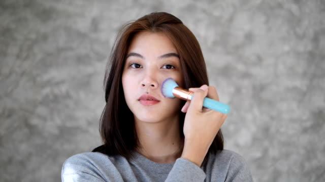 Girl with make up
