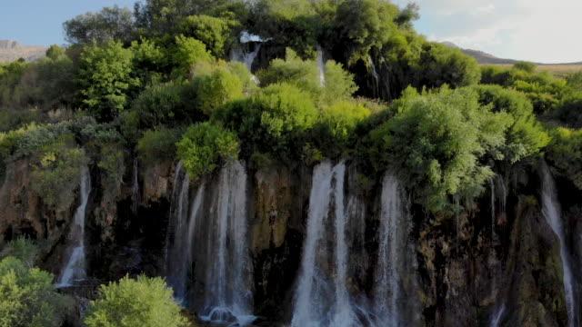 Girlevik Waterfall, Erzincan Turkey