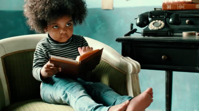 girls reading books - telephone dial stock videos & royalty-free footage