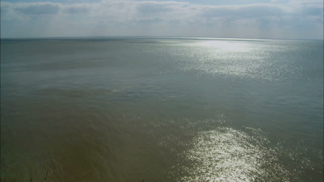 ws, ha, gironde estuary, talmont, aquitaine, france - gironde estuary stock videos and b-roll footage
