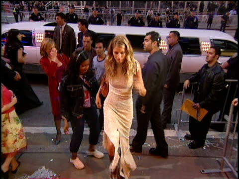 gisele bundchen arrives to the 2000 video music awards at radio city music hall. - 2000s style stock videos & royalty-free footage