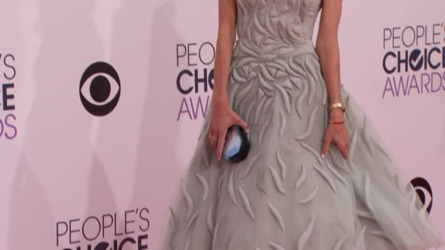 Giuliana Rancic at People's Choice Awards 2015 in Los Angeles CA