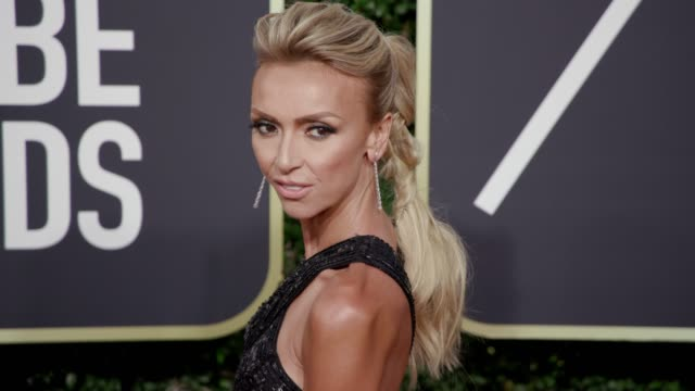 Giuliana Rancic at the 75th Annual Golden Globe Awards at The Beverly Hilton Hotel on January 07 2018 in Beverly Hills California