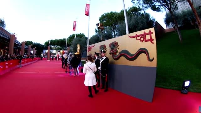 'giuseppe tornatore: ogni film un'opera prima' premiere: 7th rome film festival at auditorium parco della musica on november 17, 2012 in rome, italy - rome film festival stock videos & royalty-free footage